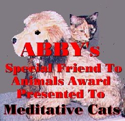 Friends of Animals award