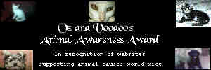 Animal Awareness Award