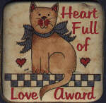Heart Full of Love Award