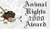 Animal RIghts Award