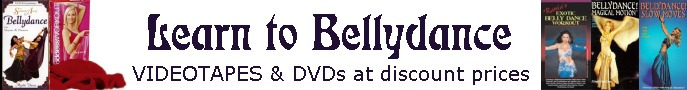 learn to bellydance video