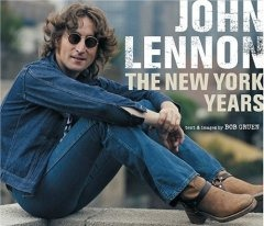 John Lennon in New York City photos