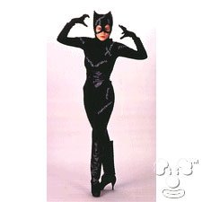 Batman Returns Catwoman costume Catwoman Adult is a takeoff on Michelle ...