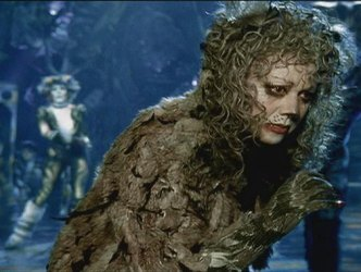 Grizabella and Demeter from the Cats video