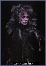 Betty Buckley as Grizabella on Broadway