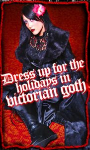 Gothic Victorian Christmas Dresses at Hot Topic
