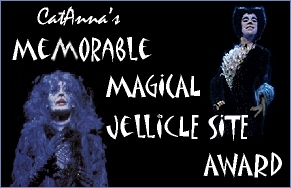 CatAnna's Memorable Magical Jellicle Site Award