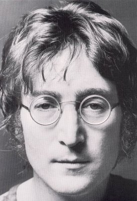Photo of John Lennon by Yoko Ono