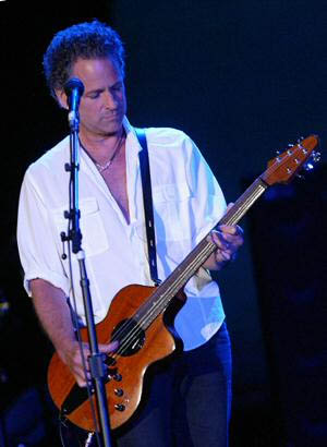 Lindsey Buckingham in concert