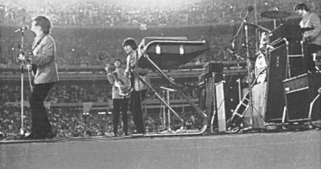 The Beatles Live at Shea Stadium