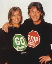 Paul McCartney & Linda McCartney