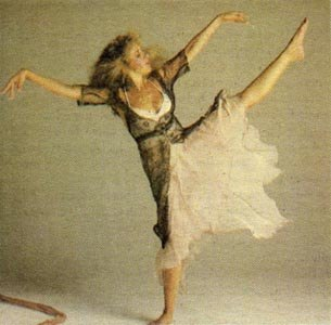 Stevie Nicks, ballerina