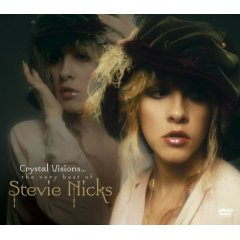 Stevie Nicks dvd and cd