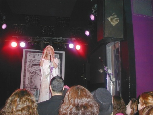 Stevie Nicks tribute show