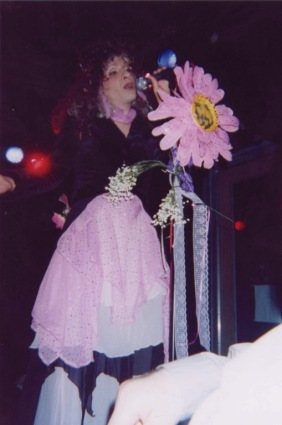 BellaDonna as Stevie Nicks